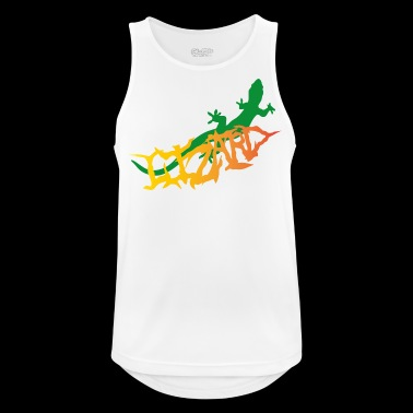 lizard - Men's Breathable Tank Top