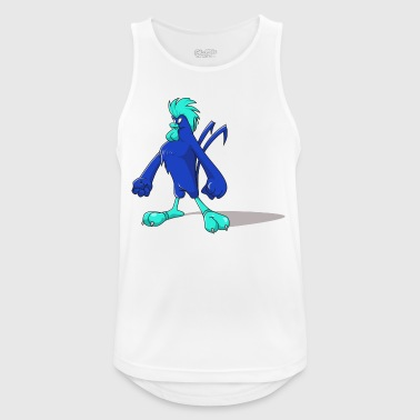 Blue Rooster Rooster - Men's Breathable Tank Top