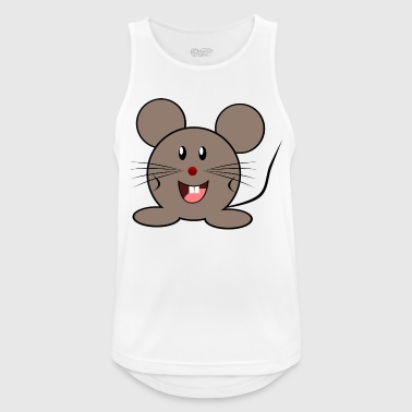 mouse - Men's Breathable Tank Top