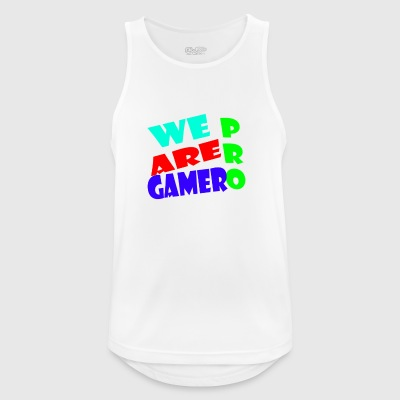WE ARE PRO GAMER - Men's Breathable Tank Top