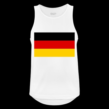 Germany flag - Men's Breathable Tank Top