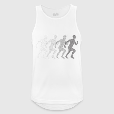 correr - Camiseta sin mangas hombre transpirable
