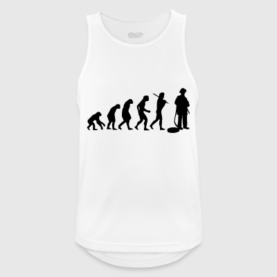Firefighter Fire Department Fire Engine Gift - Men's Breathable Tank Top