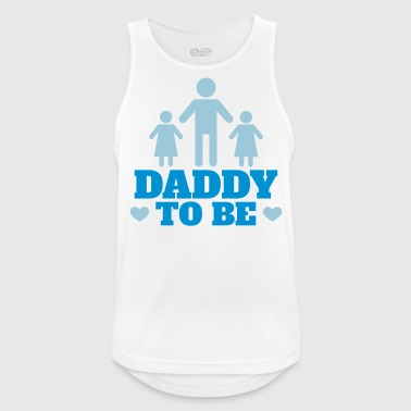 Daddy to be - Men's Breathable Tank Top