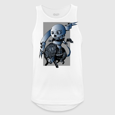 Space Monster - Men's Breathable Tank Top