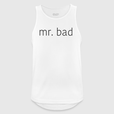 mrbad Collection - Mannen tanktop ademend