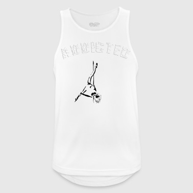 Addicted to Pole dance - Männer Tank Top atmungsaktiv
