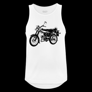 Simson S51 B4 - Men's Breathable Tank Top