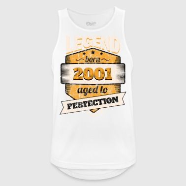 2001 - Men's Breathable Tank Top
