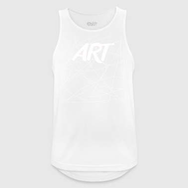 Art Collection - Men's Breathable Tank Top