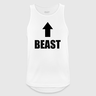 Beast - Men's Breathable Tank Top