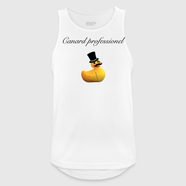Professional duck - Men's Breathable Tank Top