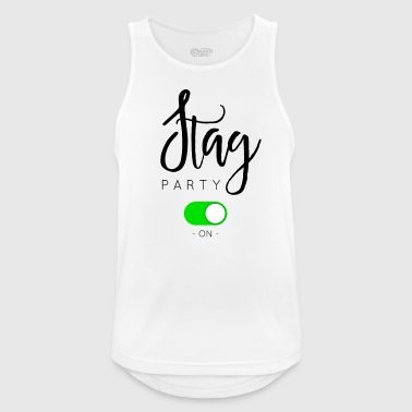 STAG PARTY - Men's Breathable Tank Top