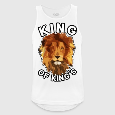 King of Kings - Men's Breathable Tank Top
