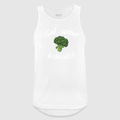 Got some broccoli? - Men's Breathable Tank Top
