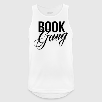 Book Gang - Men's Breathable Tank Top