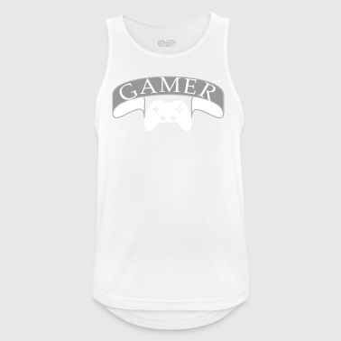Gamer - Men's Breathable Tank Top
