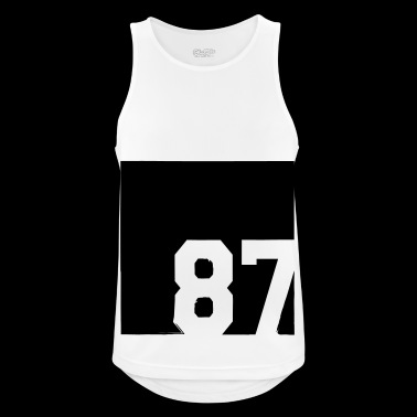 1987 - Men's Breathable Tank Top