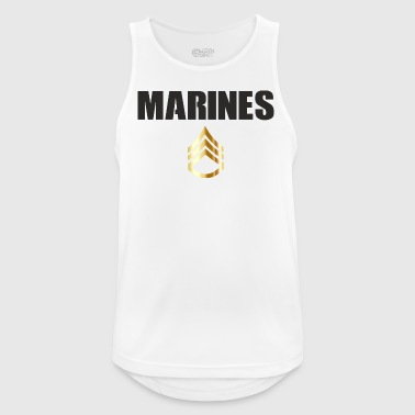 MARINES - Men's Breathable Tank Top