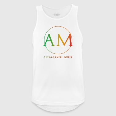 Antalaoutsi Music - Men's Breathable Tank Top
