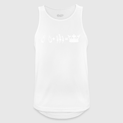 hobby plus i king trumpet trumpet - Men's Breathable Tank Top