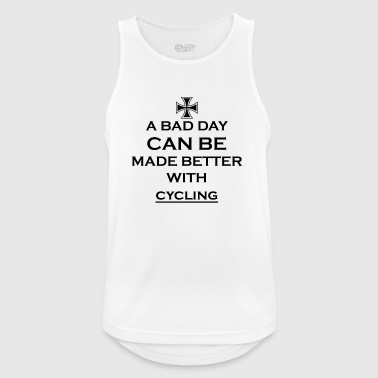 gift better bad day iron cross iron cross - Men's Breathable Tank Top