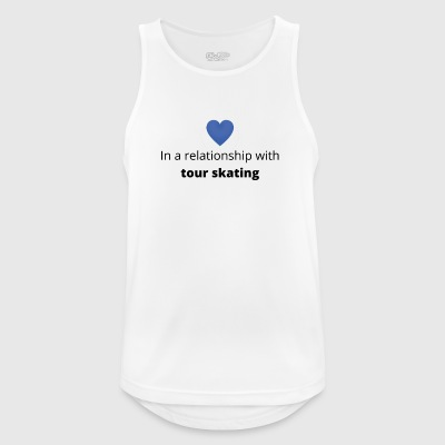 gift single taken relationship with tour skating - Men's Breathable Tank Top