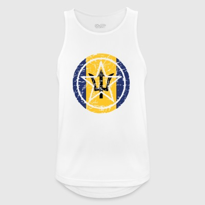 roots star heart love home Barbados png - Men's Breathable Tank Top