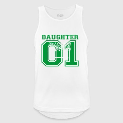 Daughter daughter queen 01 Saudi Arabia - Men's Breathable Tank Top