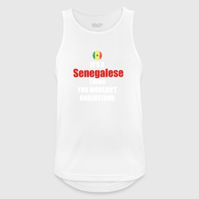 gift home roots home love Senegal png - Men's Breathable Tank Top