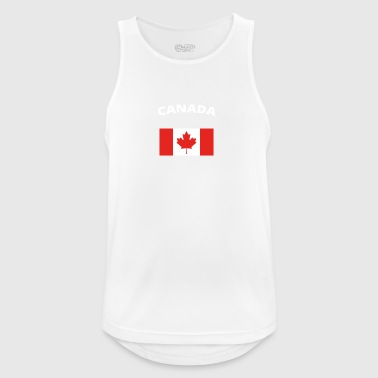 I love home homeland love roots CANADA - Men's Breathable Tank Top