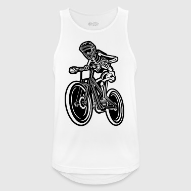 BMX / Mountain Biker 04_black - Men's Breathable Tank Top