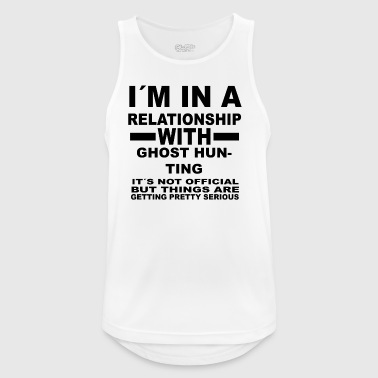 relationship with GHOST HUNTING - Männer Tank Top atmungsaktiv