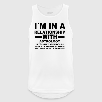gift gifts birthday relationship ASTROLOGY - Men's Breathable Tank Top