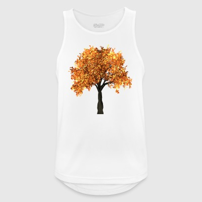 tree - Men's Breathable Tank Top