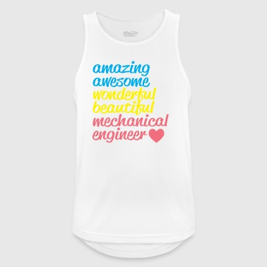AMAZING AWESOME - Men's Breathable Tank Top