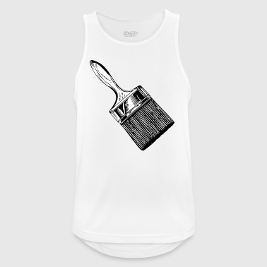 brush - Men's Breathable Tank Top