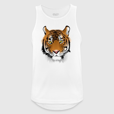 tiger - Men's Breathable Tank Top