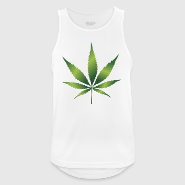 MARIJUANA - Men's Breathable Tank Top
