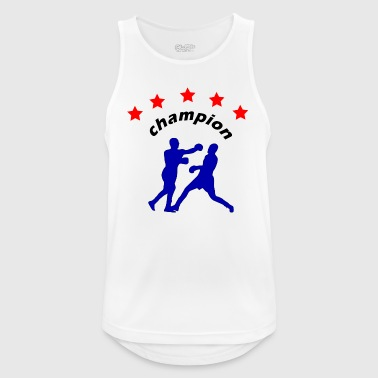 champion hd - Men's Breathable Tank Top