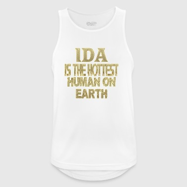 Ida - Men's Breathable Tank Top