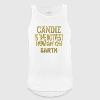Candie - Men's Breathable Tank Top