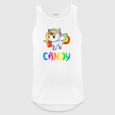Unicorn Candy - Men's Breathable Tank Top