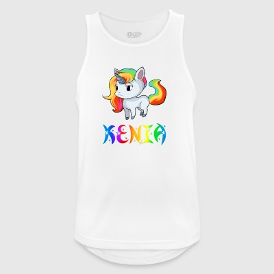 Unicorn Kenya - Men's Breathable Tank Top