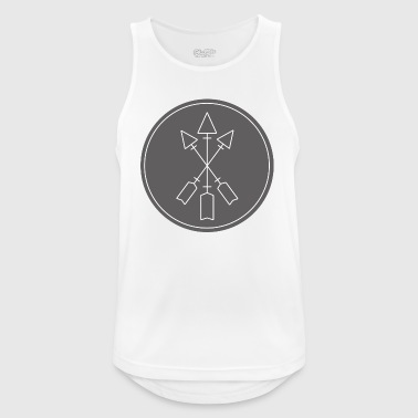 arrow - Men's Breathable Tank Top