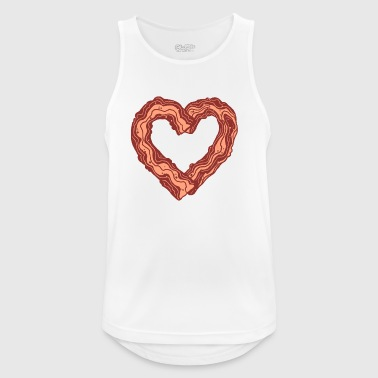 Bacon gift bacon meat lovers meat - Men's Breathable Tank Top