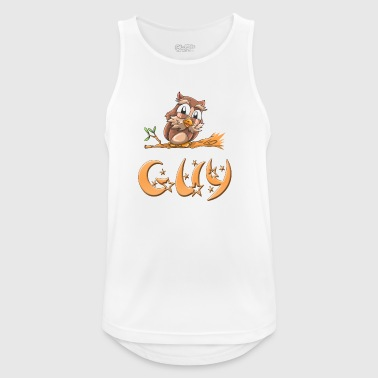 Owl guy - Men's Breathable Tank Top