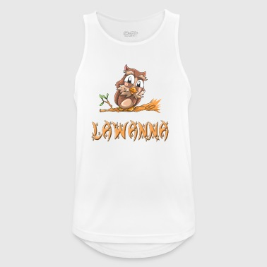 Owl Lawanna - Men's Breathable Tank Top