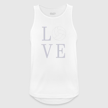 I love sport - Men's Breathable Tank Top