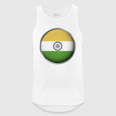 India flag - Men's Breathable Tank Top
